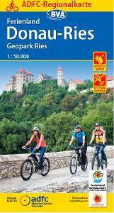 ADFC-Regionalkarte © BVA BikeMedia GmbH