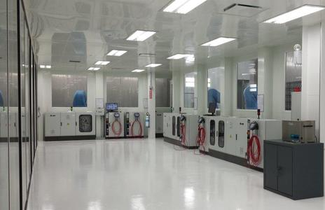 Die neue Anlage der Huf Group in den USA hat eine Kapazität zur Produktion von rund 12,5 Millionen Türgriffen  pro Jahr.