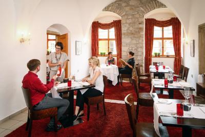 Restaurant Reinhardt´s im Schloss Auerstedt (Foto: Carlo Bansini)