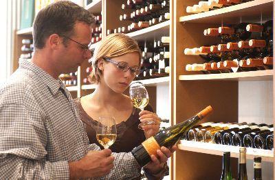 Ausgezeichnete Weinabteilungen prämiert