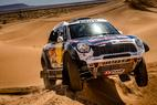 MINI releases 2016 Dakar Rally Media Pack detailing MINI ALL4 Racing participation
