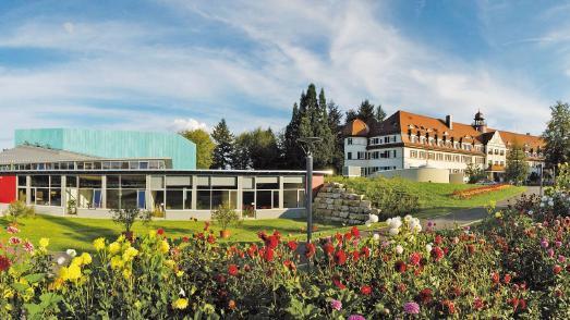 Gäste- und Tagungszentrum SCHÖNBLICK; Credit: Schönblick PR