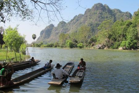 Hpa'An Myanmar