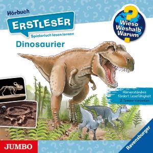 "Cover ""Wieso? Weshalb? Warum? Erstleser. Dinosaurier"""