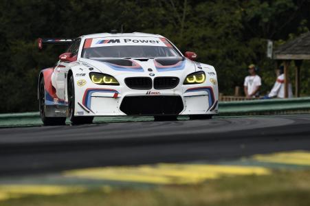 BMW M6 GTLM, BMW Team RLL, IWSC