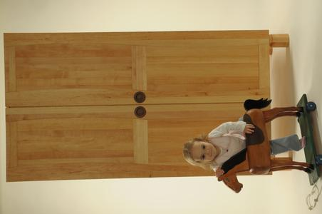 WDL Kinderschrank in FSC-Erlenholz