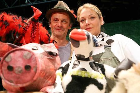 Zusatztermin - Die Kuh Rosmarie - SOMMERTHEATER FÜR KINDER