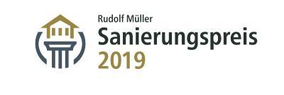 """Sanierungspreis 2019 startet mit den zwei neuen Kategorien """"Ausbau"""" und """"Bauwerkserhaltung"""""""