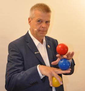 Stephan Ehlers - Speaker, Moderator, Jongleur