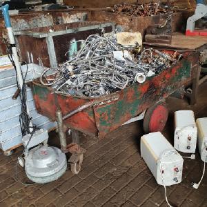 Schrott entsorgen in Castrop-Rauxel – Metall aller Art abholen lassen