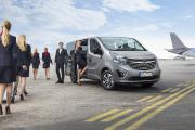 Der neue Opel Vivaro Tourer: Die komfortable Business-Lounge