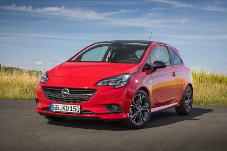 Der lässt die Muskeln spielen: Der neue Alltagssportler Opel Corsa S zeigt mit seinem stylishen OPC-Look klare Kante
