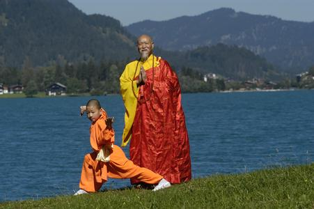 Shaolin-Mönche zu Gast in Tirol