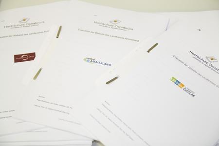 Jetzt ist es geschafft: 200 Kriterien, mit denen man die Qualität von Websites messen kann, wurden erhoben und in einem Bericht zu einem Ganzen zusammengefügt. Foto. Paolo Lombardo