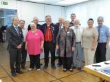 Der neue Landesvorstand des Bund der Vertriebenen Baden-Württemberg