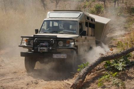 Erlebnisreise Botswana Namibia