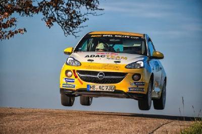 Aufstrebendes Talent: Vergangenes Jahr gewann Nico Knacker den Cup-Testlauf im Rahmen der ADAC-Rallye Saarland-Pfalz. Im ADAC Opel Rallye Cup 2017 landete der 20-jährige Siedenburger als bester Deutscher auf Gesamtrang 5.
