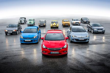 Opel Kadett and Astra: 85 Years as Defining Force of Compact Class