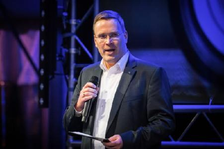 Neuer Opel-Entwicklungschef Christian Müller in Hockenheim: Nachwuchsförderung ist Herzenssache