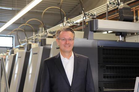Experte Onlineprint: Geschäftsführer Dr. Michael Fries © Onlineprinters GmbH