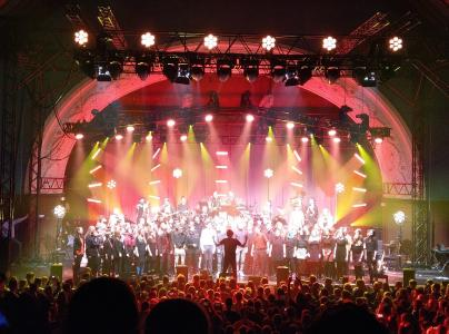 Konzert in Leipzig Foto: HfM Weimar