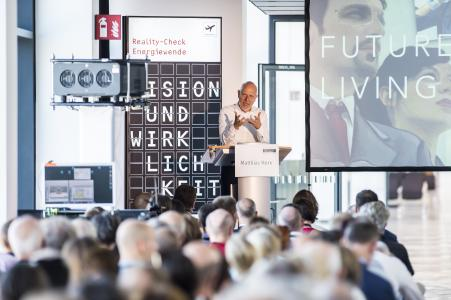 """Zukunftsforscher Matthias Horx: """"Die Energiewende ist ein Megatrend - und Megatrends sind immer Revolutionen in Zeitlupe."""""""