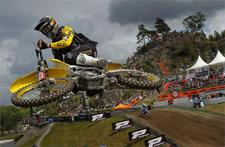 Petrov Close To Top 10 In Swedish MX2