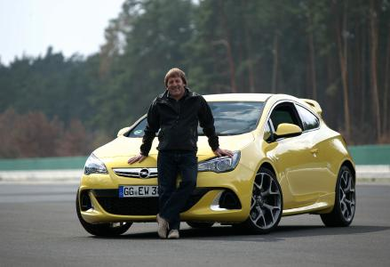 Opel Brand Ambassador, Jockel Winkelhock will join the celebrations when the Opel Test Center opens to the public on September 10.