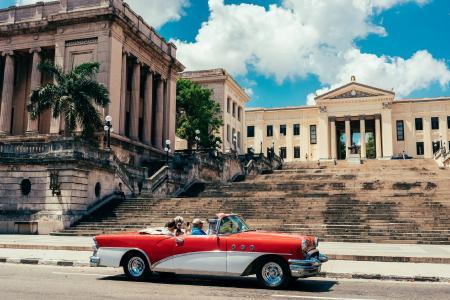 Universität Havanna (c) Cuba Buddy
