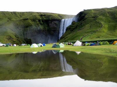 Island Erlebnisreise mit Wandern und Zeltübernachtungen