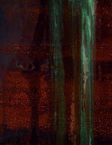Impression Elemental Spa Material: Cortenstahl. Wegen seiner Unempfindlichkeit gegenüber Witterungseinflüssen und der charakteristischen Patina wird Cortenstahl auch zur Akzentuierung in der Architektur und als Werkstoff in der Kunst eingesetzt.