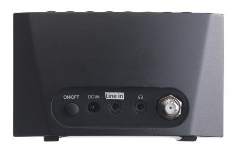 ZX 1687 02 VR Radio Digitaler WLAN HiFi Tuner mit Internetradio
