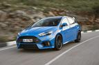 "Experten-Jury der ""Vehicle Dynamics International"" wählt Ford Focus RS zum ""Car of the Year 2016"""