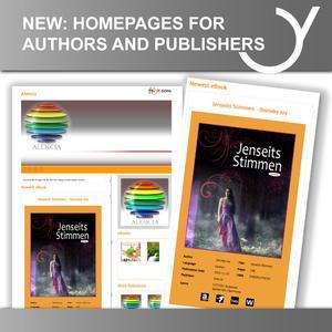 Autoren- und Verlagshomepages