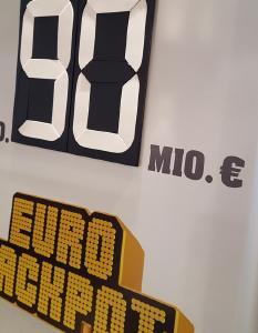 Die Jagd nach den 90 Millionen Euro geht weiter