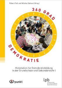 """360 Grad Demokratie"" - Neue Materialien für Demokratiebildung an den Schulen in Baden-Württemberg / Bild: LpB BW"