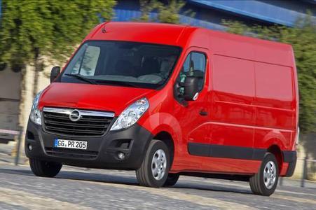 Mit neuer Technik und ausgezeichneter Funktionalität und Wirtschaftlichkeit bringt die zweite Generation des Opel Movano frischen Wind in den Markt der leichten Nutzfahrzeuge