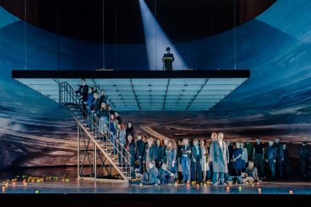 Oper Leipzig Der Sturzdes Antichrist / c Kirsten Nijhof