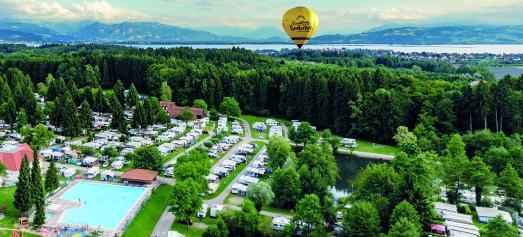 Luftbild Ballon