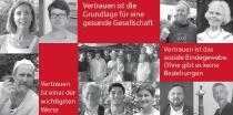 """""""Jahr des Vertrauens"""": Die Deutschen wünschen sich mehr Vertrauen in der Gesellschaft"""