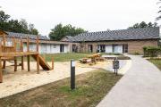 Die Verbindung von ambulanter Wohngruppe und stationärer Hospizbetreuung ist in Deutschland ein bislang einzigartiges Konzept / Foto: Guido Werner/Deutsche Fernsehlotterie