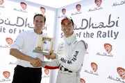 Dani Sordo - Spirit of the Rally Award