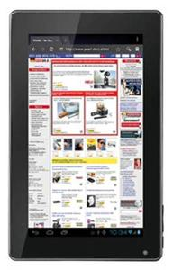 """TOUCHLET Tablet-PC X5 mit Android4.0, kapazitivem 7""""-Touchscreen, HDMI"""