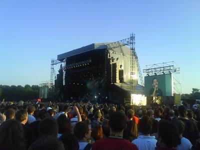 Linkin Park in München 2008