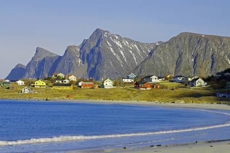 Norwegen, auf den Lofoten