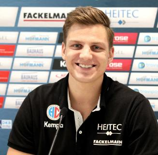 HC Erlangen - Christoph Steinert will jetzt die volle Punktzahl (Foto: HJKrieg, Erlangen)