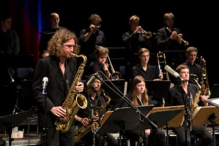 Folkwang Jazz Orchestra (Foto Elsa Wehmeier)