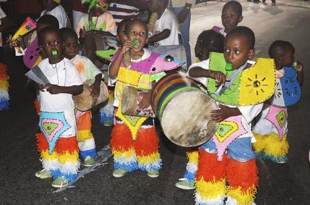 Bahamas Feeling im Pott: Caribbean Summer Festival 2008 präsentiert die Bahamas im Westfalenpark Dortmund