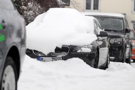 Draußen parken in Winter? Mit der richtigen Vorbereitung kein Problem