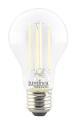 Luminea Home Control  LED-Filament-Lampe LAV-150.w, komp. zu Amazon Alexa & Google Assistant, 2700 K